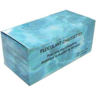FLOCULANT CHAUSSETTES