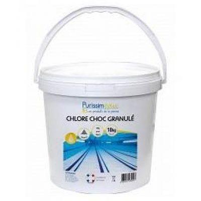 CHLORE CHOC GRANULE