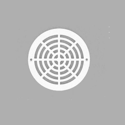 GRILLE BONDE DE FOND WELTICO SIEBEC