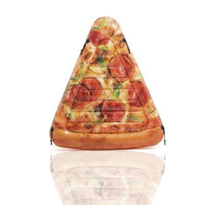 Matelas part de pizza